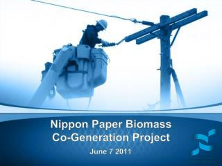 Nippon Paper Biomass  Co-Generation Project