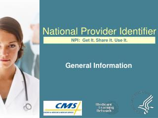 National Provider Identifier
