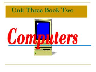 Unit Three Book Two