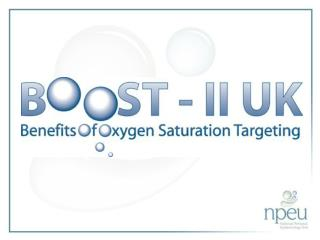 What is BOOST - II UK