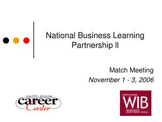 National Business Learning Partnership ll