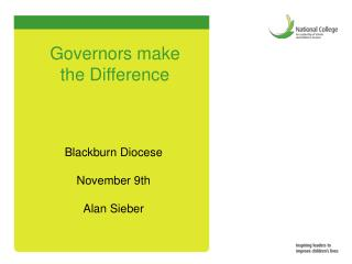 Blackburn Diocese November 9th Alan Sieber