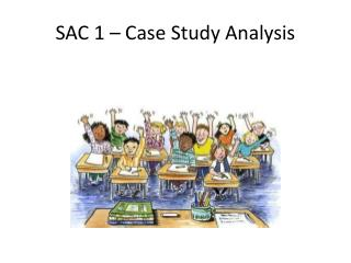SAC 1 – Case Study Analysis