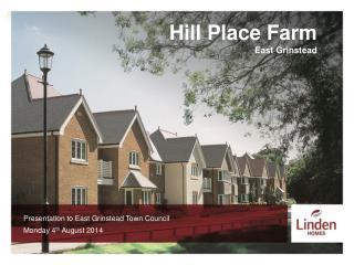 Hill Place Farm East Grinstead