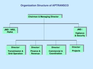 Chairman & Managing Director