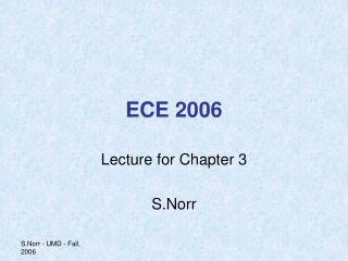 ECE 2006