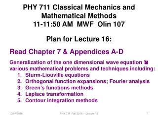 Chapter 7   Generalization