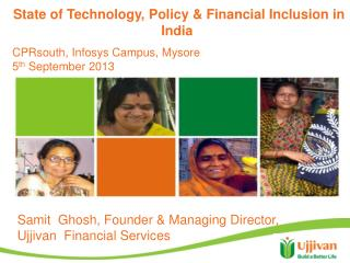 State of Technology, Policy & Financial Inclusion in India