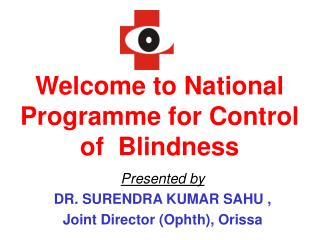 Welcome to National Programme for Control of  Blindness