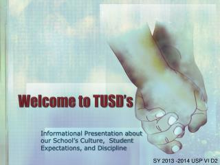 Welcome to TUSD's
