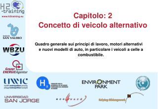 Capitolo: 2 Concetto di veicolo alternativo
