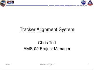 Tracker Alignment System