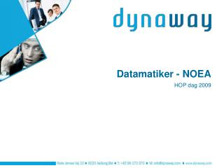 Datamatiker - NOEA