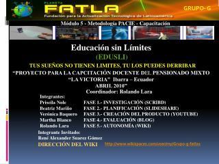 Integrantes: Priscila Nole FASE 1.- INVESTIGACIÓN (SCRIBD)