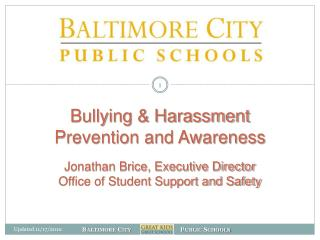 What is Bullying & Harassment?