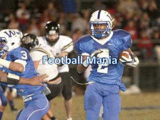 Football Mania!