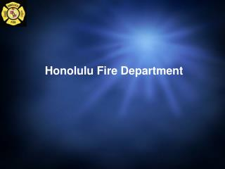 The island of  Oahu spans over 600 square miles  The HFD manages the island by dividing the island into five battalions