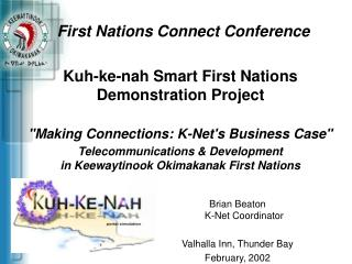 First Nations Connect Conference