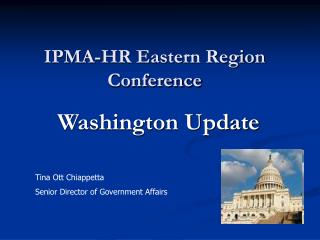 IPMA-HR Eastern Region Conference
