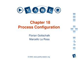 Chapter 18 Process Configuration
