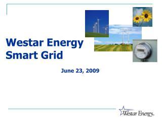 Westar Energy Smart Grid
