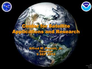 Center for Satellite Applications and Research