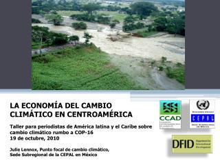 Taller para periodistas de América latina y el Caribe sobre cambio climático rumbo a COP-16
