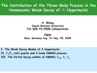 The Contribution of the Three-Body Process in the Nonmesonic Weak Decay of  Λ  Hypernuclei