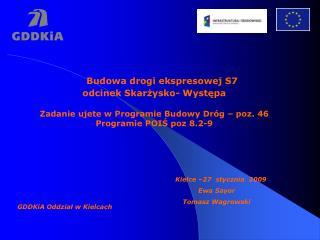 GDDKiA Oddział w Kielcach