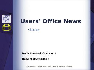Users' Office News