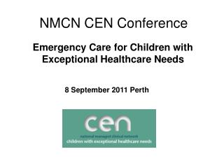 NMCN CEN Conference