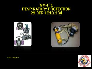 NM-TF1 Respiratory Protection 29 CFR 1910.134