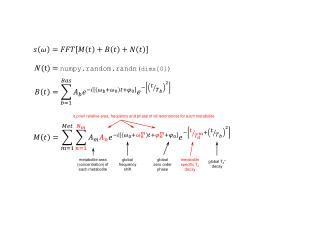 N  (t) =  numpy.random.randn( dims[0] )