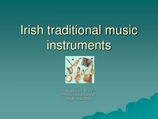 Irish traditional music instruments