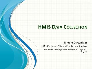 HMIS Data Collection