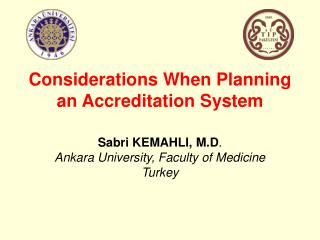 Considerations When Planning an Accreditation System