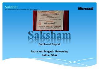 Saksham