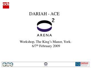 DARIAH - ACE