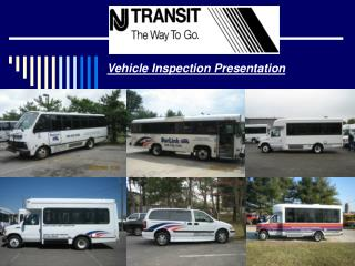Vehicle Inspection Presentation