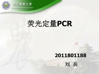 ???? PCR