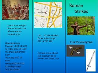 Roman  Strikes