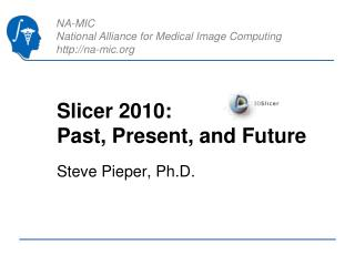 Slicer 2010: Past, Present, and Future