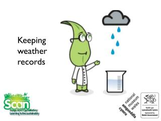 Keeping weather records