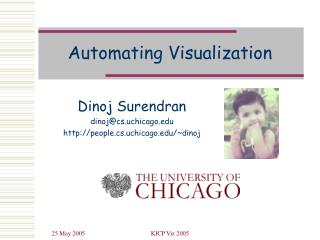 Automating Visualization