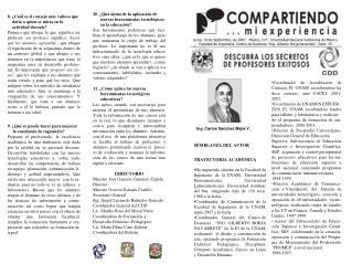 Lunes 10 de Septiembre, de 2007.  M xico, D.F.  Universidad Nacional Aut noma de M xico. Facultad de Ingenier a. Centro