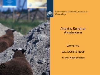 Atlantis Seminar Amsterdam