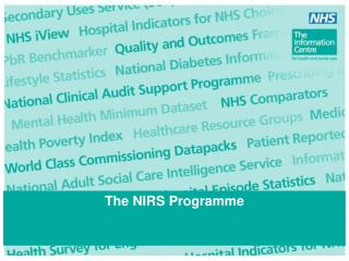 The NIRS Programme