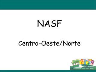 NASF  Centro-Oeste/Norte