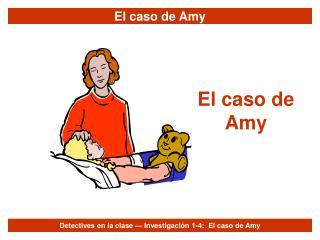 El caso de Amy