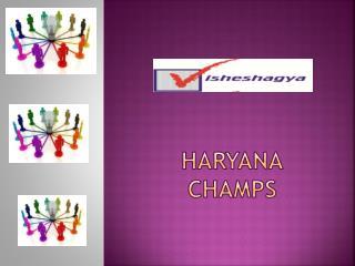 HARYANA CHAMPS